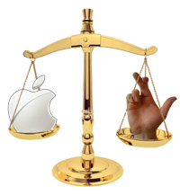 A $1.29 over charge earned Apple a class action lawsuit