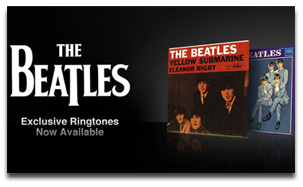 Beatles Ringtones on the iTunes Store