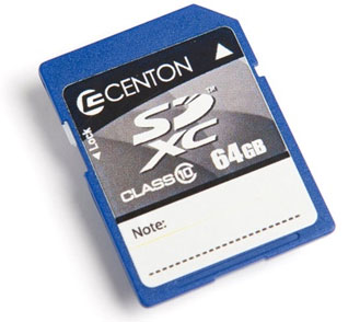 Centon 64GB Flash Card