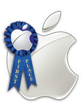 Apple tops Fortune's most admired company list again