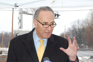 Senator Schumer: Apple & Google are meeting with me to talk mobile privacy