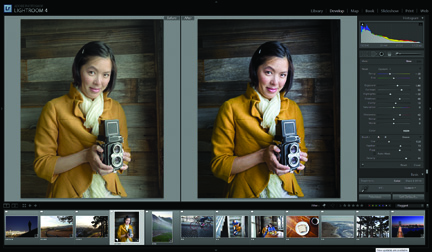Adobe Lightroom 4.2 adds support for new digital cameras