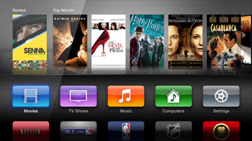 Current Apple TV owners get a taste of the new model's features