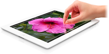 Apple's iPad with Retina Display