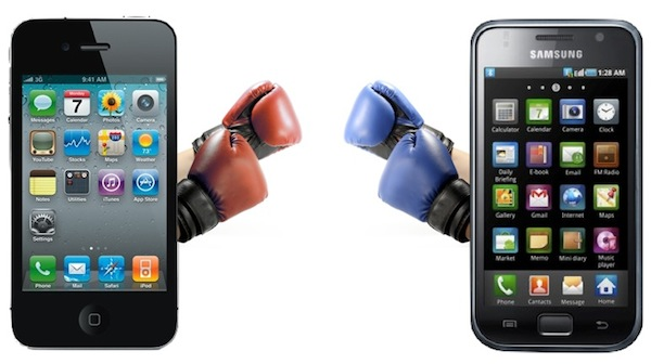 Samsung vs Apple Patent Litigation