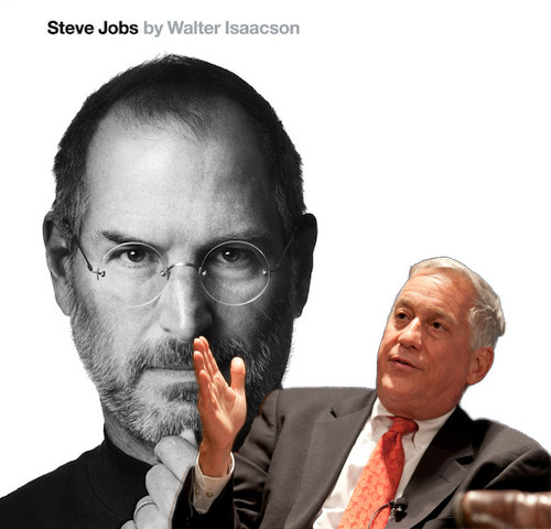 Walter Isaacson on Steve Jobs