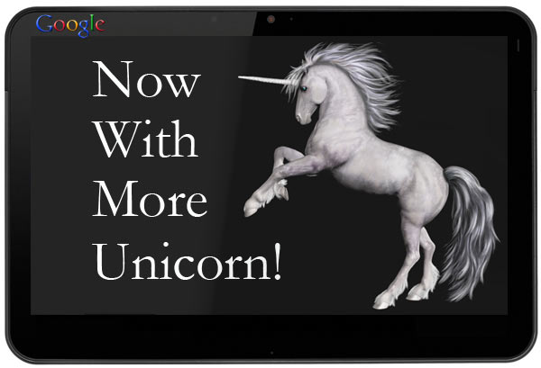Now with more Unicorn!