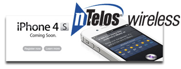 nTelos iPhone launch: April 20