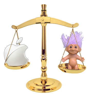 German patent troll targets Apple with infringement lawsuit