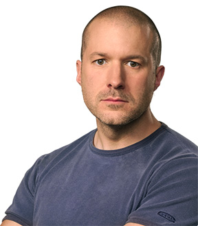 Portrait of Jonathan Ive