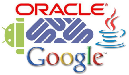 Oracle, Google, Sun, Java Android