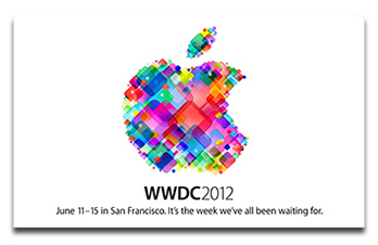 Apple's WWDC 2012 Invitation