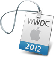 iOS 6 to be a topic at WWDC 2012. So, yeah. Duh.