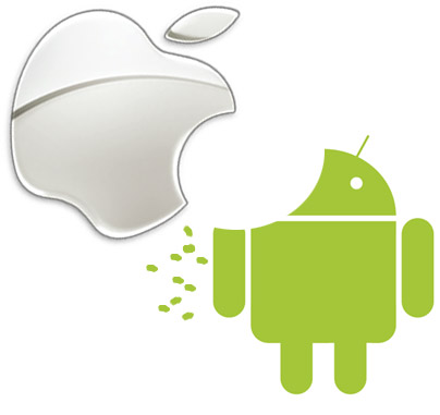 Apple Chomps Android Support