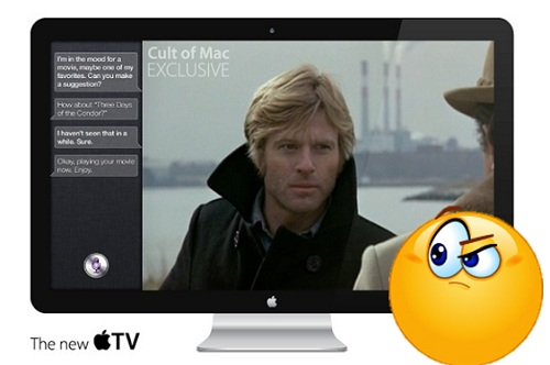 Cult of Mac's Apple Television Mockup (We're Skeptical)