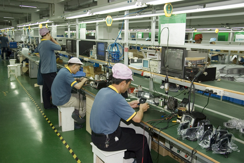 Foxconn and Apple Improve Working Conditions