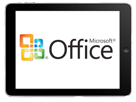 Microsoft plans to finally release Office for the iPad in April