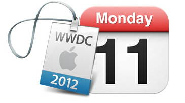 Apple's WWDC 2012 schedule now available