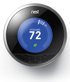 The Nest Learning Thermostat comes to the Apple Store