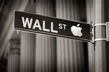 Apple's Wall Street
