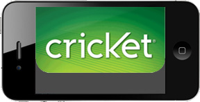 Cricket is the first U.S. pre-paid iPhone carrier