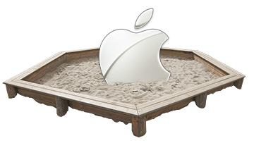 Apple starts enforcing app sandboxing rules