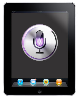 Siri may be coming to the iPad this fall