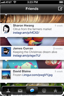 Twitterlator Neue 2.0 for the iPhone and iPod touch
