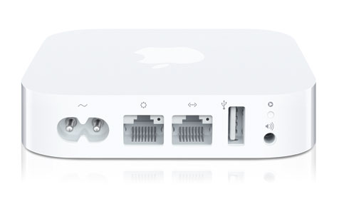 AirPort Express Ports