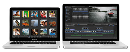 New MacBook Pro gets its first software update