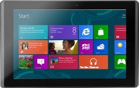 Microsoft's own tablet could look something like this