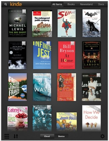 Amazon's latest Kindle update clears ioS user's library