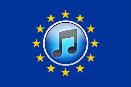 iTunes in the EU