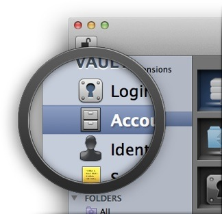 1Password for the Mac gets Retina Display goodness
