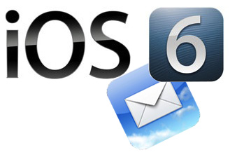 iOS 6 beta adds icloud.com email addresses