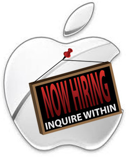 Apple - Now Hiring