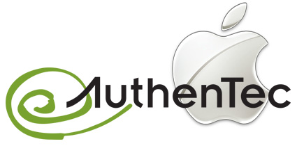 Apple buying AutheTec for $365 million