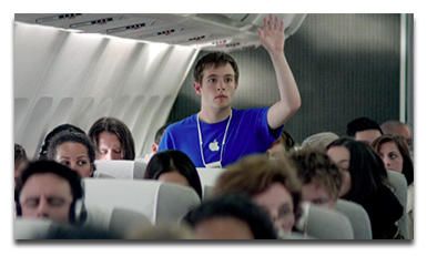 Apple uses a Genius to show off the Mac in new ads
