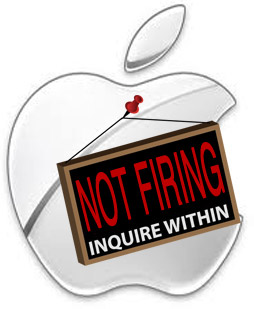 Apple—Not Firing