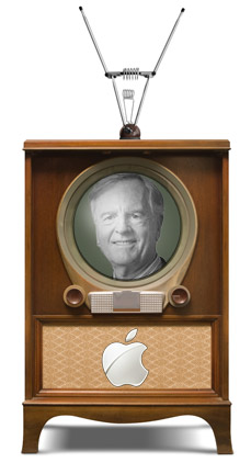 John Scully on Apple TV