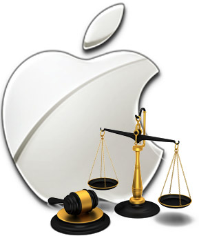 Apple in the Courts