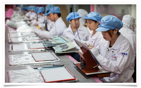 Apple FLA Foxconn Working Conditions