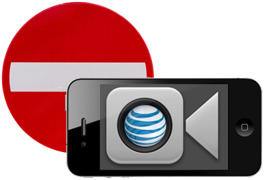 AT&T on Limiting FaceTime 3G Access: It's all Good