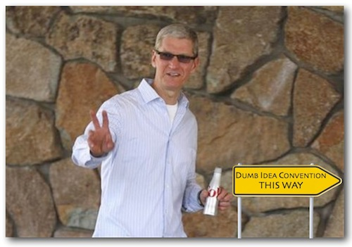 Tim Cook Apple Retail Cutbacks