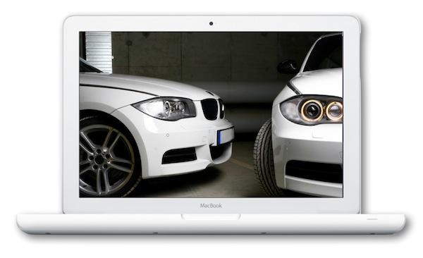 Apple Made White Cars Cool