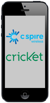 Cricket, C Spire get iPhone 5 on Sept 28