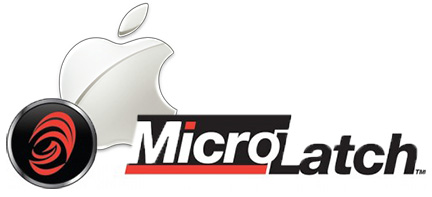 Apple gets touchy-feely with MicroLatch