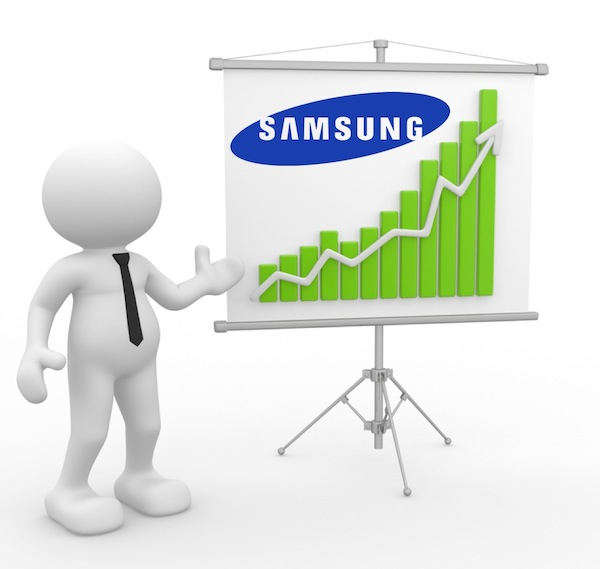 Samsung Fourth Quarter Record Profit