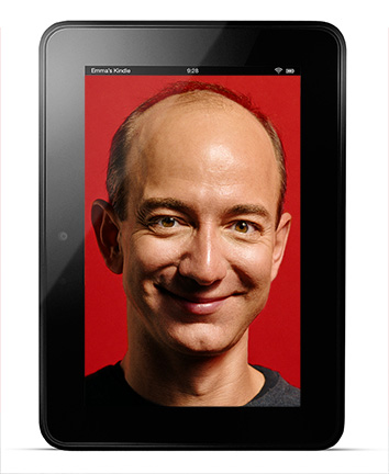 Bezos: It's time for governments to stop the patent wars