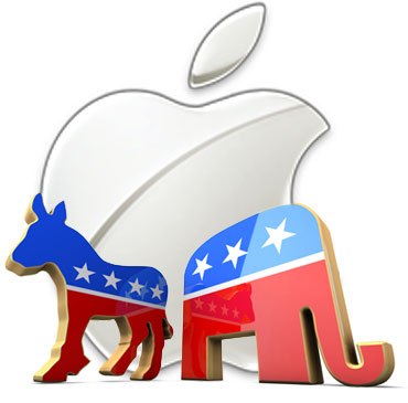 Apple in Politics